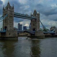 Тауэрский мост. Лондон. :: Сергей Сердечный