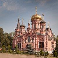 Купола в России кроют чистым золотом :: Роман —-