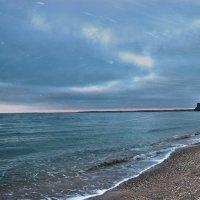 Море, зимнее море :: Anastasia Fomichova