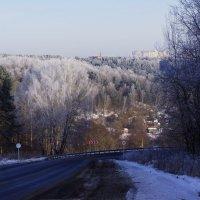Алексинские дали :: павел Труханов