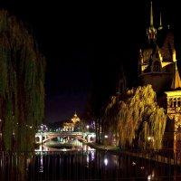 Ночной Страсбург :: Елена Дорошенко