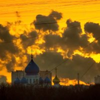 вид из окна :: Александр Шурпаков