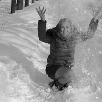 ...зима... :: Татьяна Бессмертная