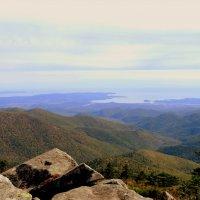 Вид с горы Пидан :: Лилия Гиндулина