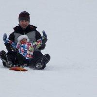 Катание на сноуборде :: Галина (Stela) Кожемяченко