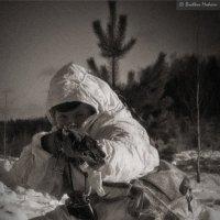 Снайпер :: Максим Бочков