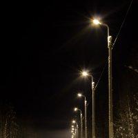 Ночь :: Денис Атрушкевич
