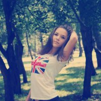 На природе :: Кристина Виноградова