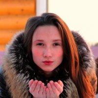 Зима.. :: Виктория Данилова