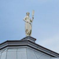 Вот стою, держу весло... (С) :: Евгения Латунская