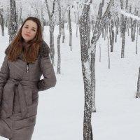 зима :: Анна Щербань