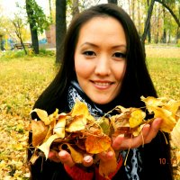Осень :: Серафим Танбаев