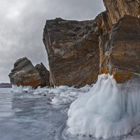 *Короткое путешествие по Байкалу в пасмурную погоду***** :: Павел Федоров