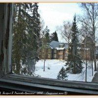 Старинное окно :: Валерий Викторович РОГАНОВ-АРЫССКИЙ