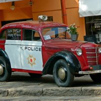 наш ответ Ford Taurus Police Interceptor :: Александр Корчемный