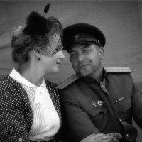 И на войне случается любовь! :: Максим Бочков