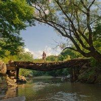 Старый мост :: Сергей Бредихин