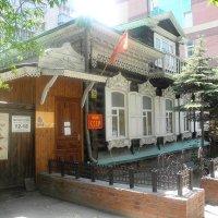 Есть такой музей на ул. Горького. :: Олег Афанасьевич Сергеев