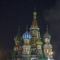 Храм Василия Блаженного. :: Екатерина Рябинина