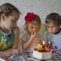 3 года! :: Oksana Evstigneeva