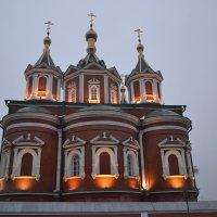 Кремль в городе Коломна. :: Михаил Столяров