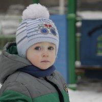 Портрет сына :: Дарья Ефремова