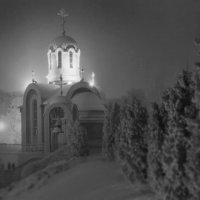 Ночь... :: Татьяна Петрушкина