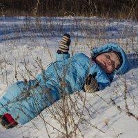 Я на солнышке лежу :: Veronika Mischenko