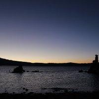 Закат на озере Моно (Mono-Lake) :: Алекс Преображенский