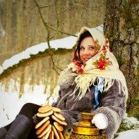 провожаем зиму :: Алёна Горбылёва