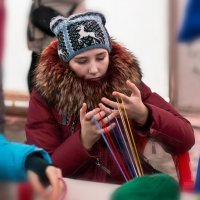 Учимся мастерству рукоделия на мастер-классе :: Алёна Михеева