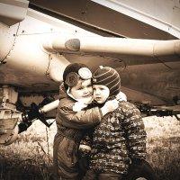 Первым делом самолеты :: Светлана Батиг