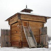 Башня Братского острога. :: Юрий Шувалов