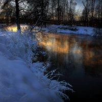 Зимний закат..9 :: Андрей Войцехов