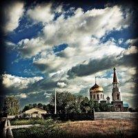 Дорога к храму :: Юрий Россохатский