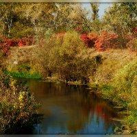 Осень на Орели :: Юрий Муханов