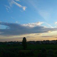 Небо лето 2013 :: Анастасия Рассамагина