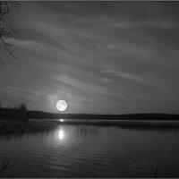 Ночь на озере :: Nikita Volkov