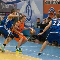 Баскетбол :: Анатолий Евстропов