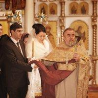 Венчание Анны и Рената :: Юлия Кузнецова