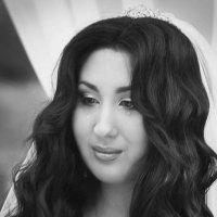 ...слезы невесты... :: Эльвина Меметова