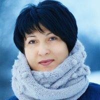 Зимний портрет :: Ростислав Бычков