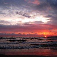 Kрасный закат :: AstaA