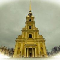 Петропавловский собор :: Евгений Киреев