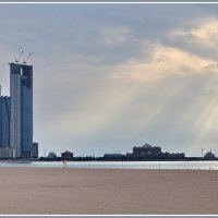 Лучи солнечного света :: Евгений Печенин
