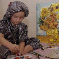Мама хотела Ван Гога :: Александр Литвинов