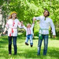 Счастливая семья :: Юрий Лобачев