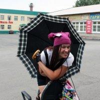 После шопинга :: Ирина Сорокина