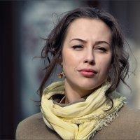 Ветер волосы нежно ласкает... :: Анна Корсакова