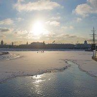 Кронверкский пролив :: Valeriy Piterskiy